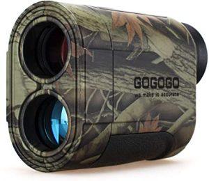 Gogogo 6X Hunting Laser Rangefinder