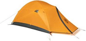 Nemo Kunai 2P Tent - Freestanding 4-Season Tent