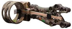 Ultra Lightweight Carbon Composite Bow Sight by Truglo