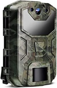 Victure Trail Camera for Wildlife Monitoring