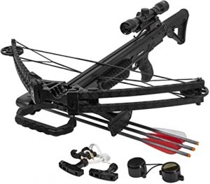 XtremepowerUS Outdoor Hunter Sniper Crossbow