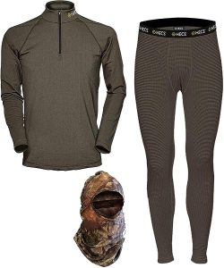 HECS Hunting Energy Concealing Base Layer