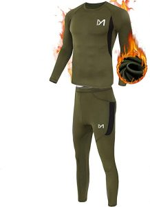 MEETYOO Thermal Underwear Base Layer