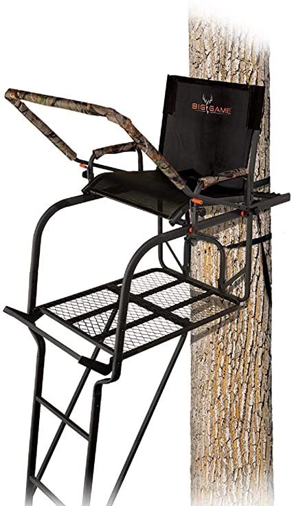 BIG GAME Hunter HD 1.5 Treestand