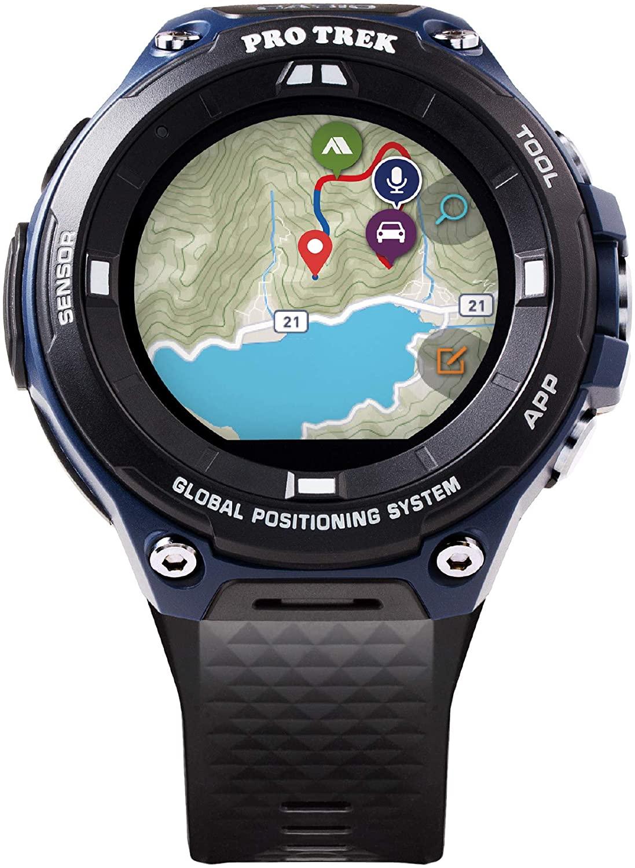 Casio Men's Pro Trek Outdoor GPS Resin Sports Watch