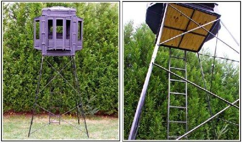 Hughes Company HP-67055 Hunting Tower