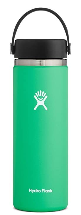 Hydro Flask Water Bottle Stainless Steel Vacuum Insulated Wide Mouth 2.0