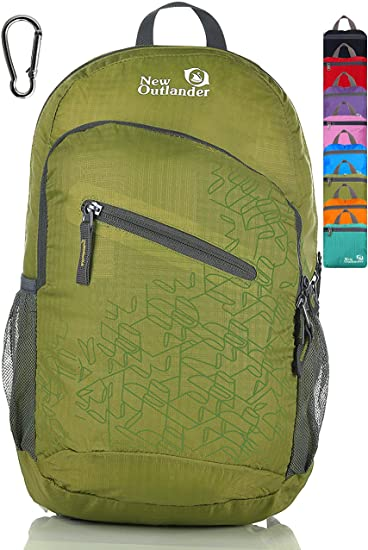 Outlander Ultra Water Resistant Hiking Backpack