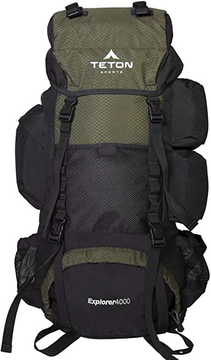TETON Sports High-Performance Hiking Backpack