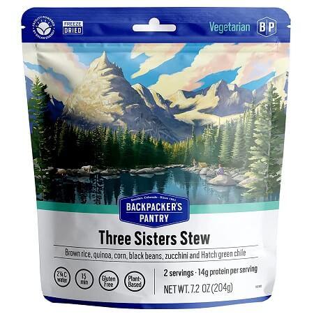 Backpacker's Pantry Three Sisters Stew