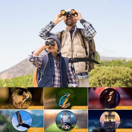 VOVO 10x50 Binocular